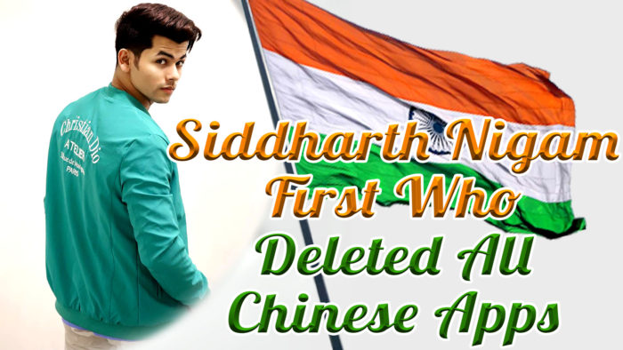 Siddharth Nigam Posted Instagram Story About Banned