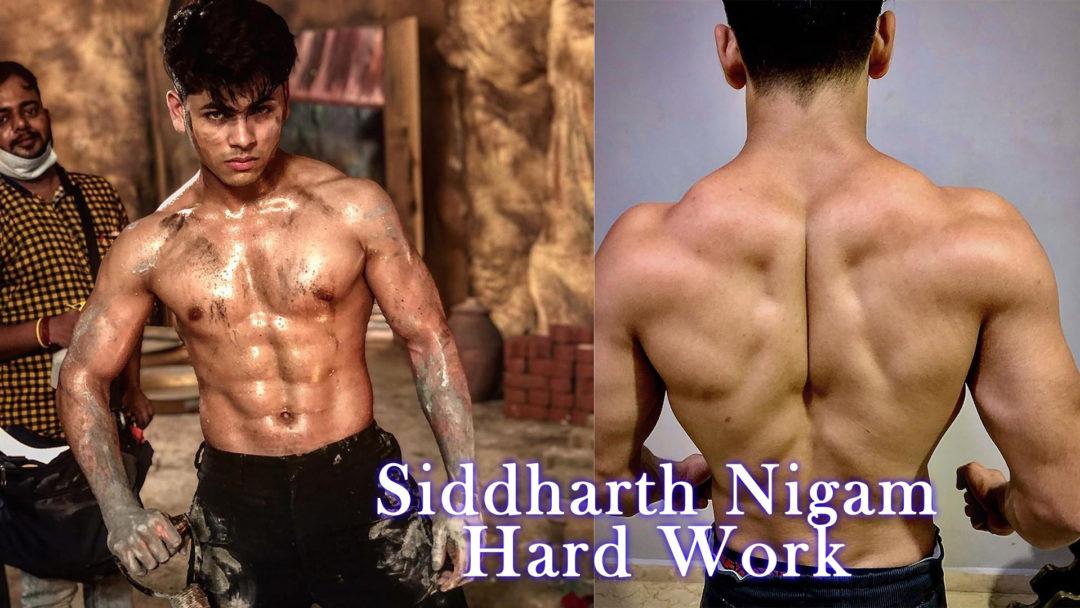Siddharth Nigam Unbelievable Hardwork Check 2020 - Arya Ek Fan